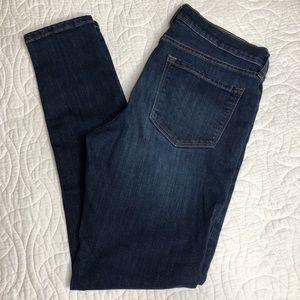 Banana Republic Skinny Jeans Dark Wash Size 28/6
